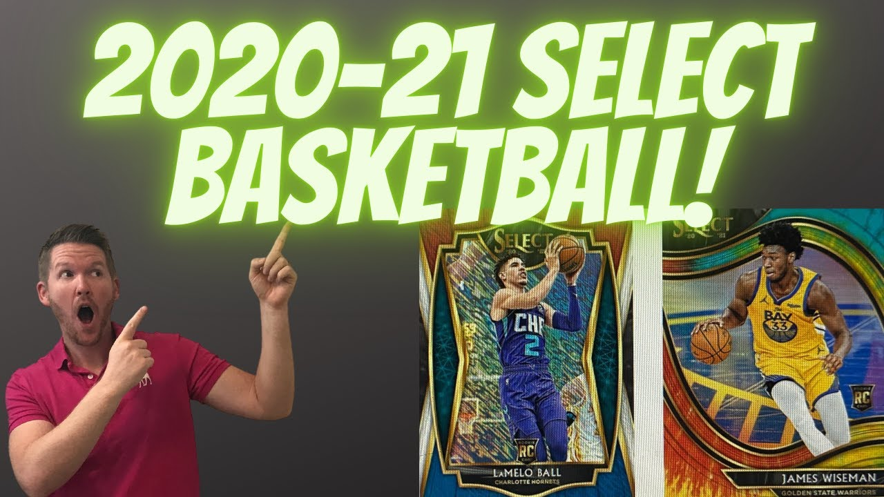 2020-21 Select Basketball Cards Product Overview
