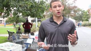 Personal Electronic Waste Drive at American University