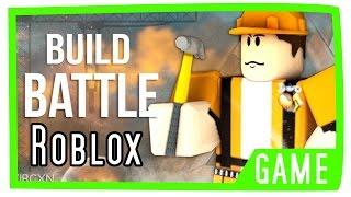 Roblox - Build Battle !!! Membuat Kue ??