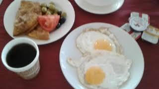 Турция Кемер Завтрак в отеле KEMER DREAM Сентябрь 2020