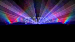 Лазерное шоу к 15 летию РКНКА