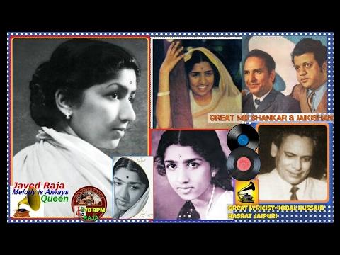 LATA JI-Film-NAGINA-{1951}~Yaad Aayi Hai,Bakasi Chhayi Hai-[78RPM Audio VERSION]