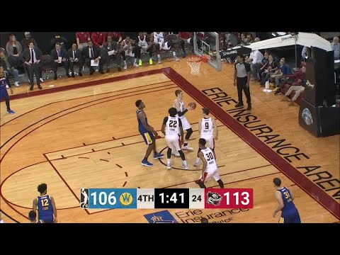 Damian Jones (10 points) Highlights vs. Erie BayHawks