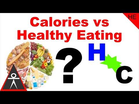 Calories vs