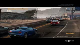 NFS Hot Pursuit Sun, Sand and Supercars Lamborghini Gallado LP 560 4
