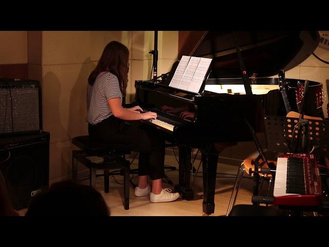 Escola El Racó - Piano