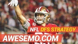 NFL DFS STRATEGY - WEEK 3 OWNERSHIP FIRST LOOK - 2019 FANTASY FOOTBALL: DRAFTKINGS | FANDUEL | YAHOO