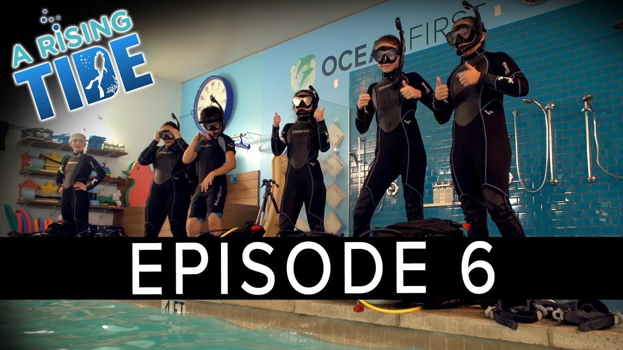 Scuba Diving in the Pool - A Rising Tide Episode 6