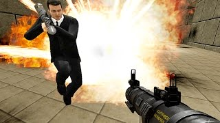 Boom Boom Room - Goldeneye Source