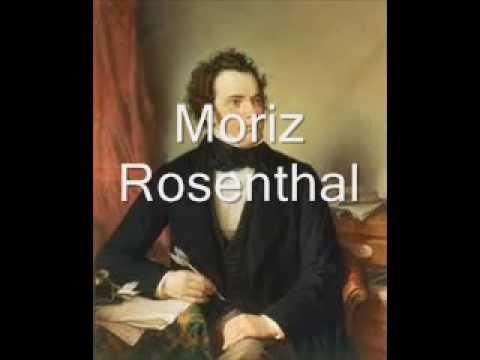 Schubert - Moment Musical Op. 94 (D.780) No. 3 in F minor - A Historical Comparison