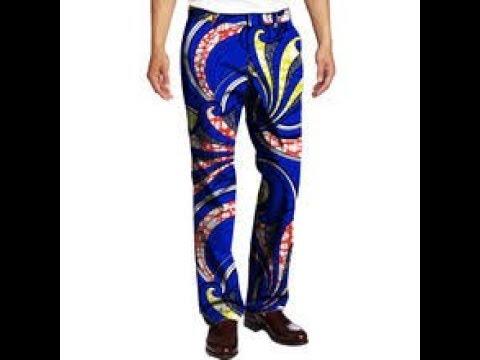 Basic Trouser Pattern For Men Sokoto Native TrouserAfrican TrouserTraditional TrouserPant Part 3