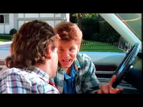 License To Drive- Film Locations then & now- Driving Miss Mercedes pt 1