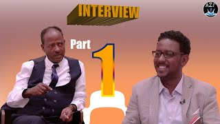 New Eritrean interview part 1 Artist Rusom Teweldebrhane Barakyo by Tesfaldet Mebrahtu