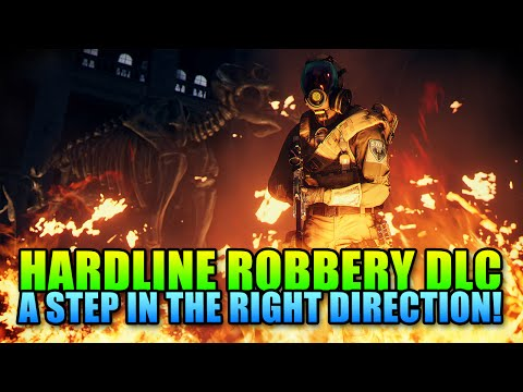 Battlefield Hardline Robbery Is A Great DLC! Lots Of Free Content