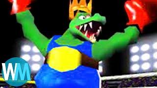 TOP 10 des BΟSS les plus DIFFICILES de la Nintendo 64 !