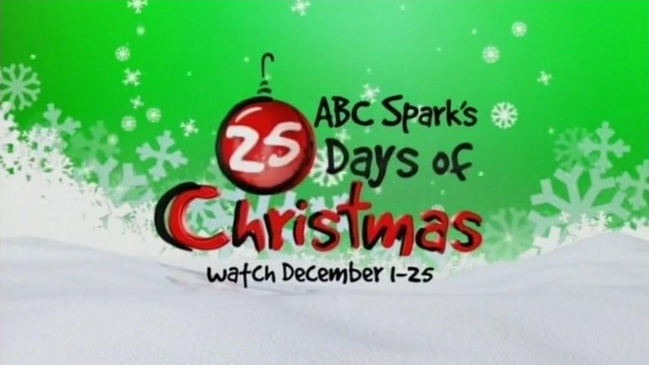 Abc Spark 25 Days Of Christmas 2020 Abc Spark Christmas Schedule 2020   Ktnzqp.mynewyearpro.site
