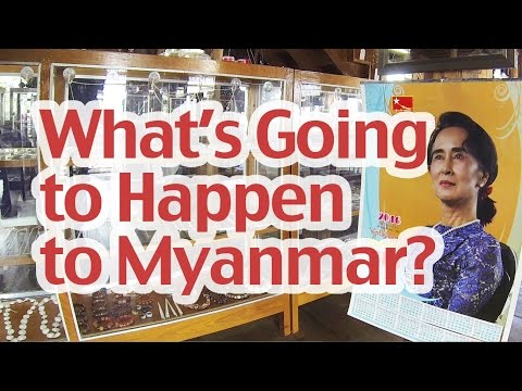 The Problems, The Challenges, The Future - Naypyidaw, Myanmar