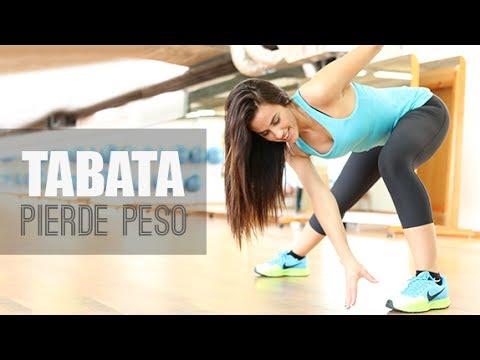 PERDER PESO TABATA 3