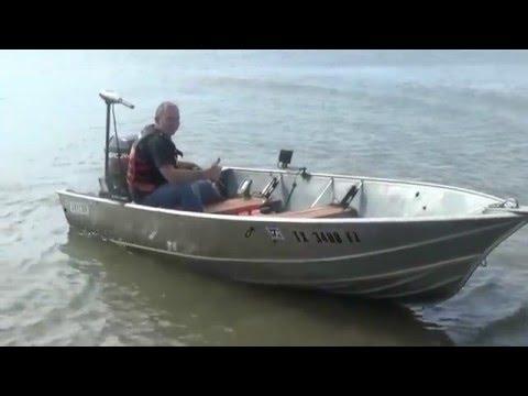 Jon boat jet doovi for Jon boat with jet motor