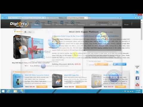 How To Get Winx DVD Ripper Platinum v7.5.0 with serial KEY for FREE