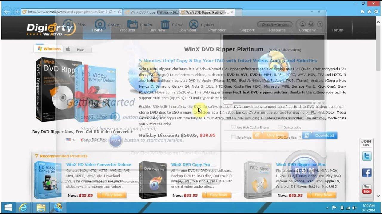 winx dvd ripper free key