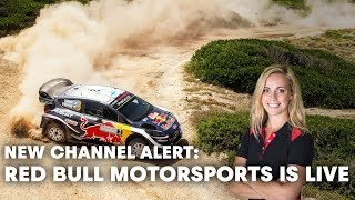 Check out our new Red Bull Motorsports Channel. | Subscribe Now