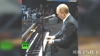 ✶Putin - Still D.R.E. ft. Snoop Dogg✶ - Putin play the piano (✶Full Version✶) ✶ORGINAL✶
