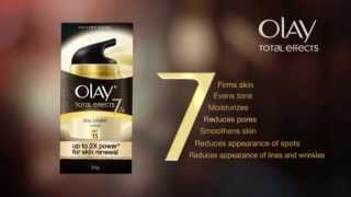 Get 7 Benefits of Younger Looking Skin with Total Effects | Olay