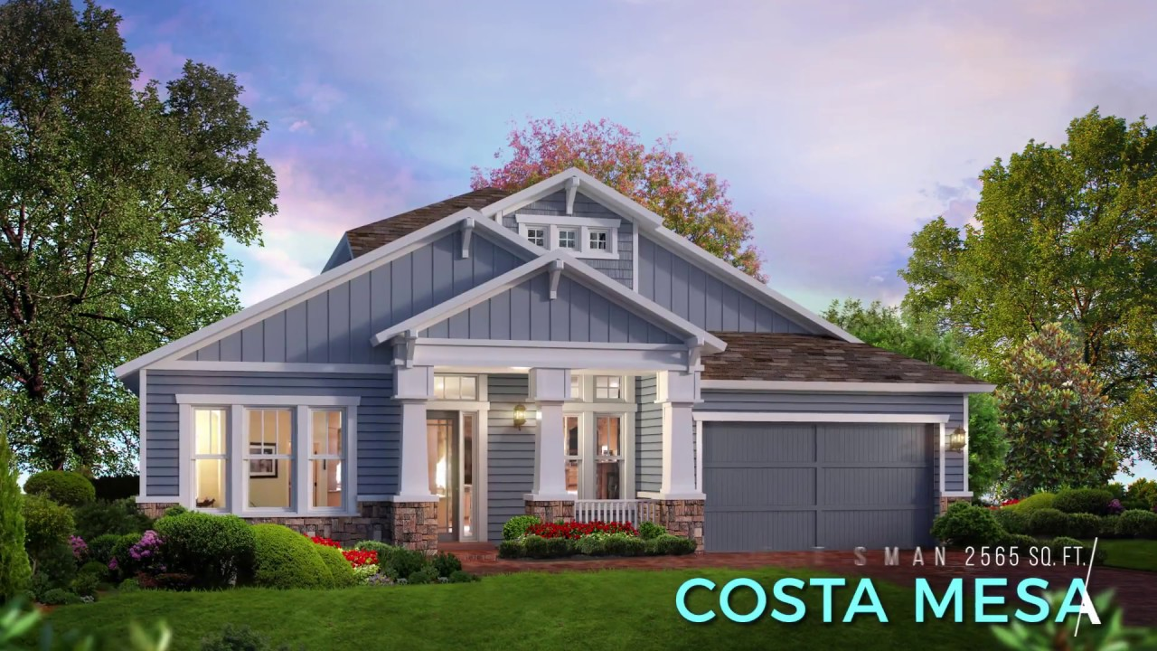 Costa Mesa A New Model Home Featured in Asturia by ICI Homes on beazer homes design center, shea homes design center, ryland homes design center,