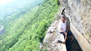 Он 36 лет, каждый день уходил в горы, ради великой цели...| Люди, спасающие нашу планету!