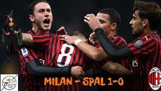 Milan   Spal 1 0