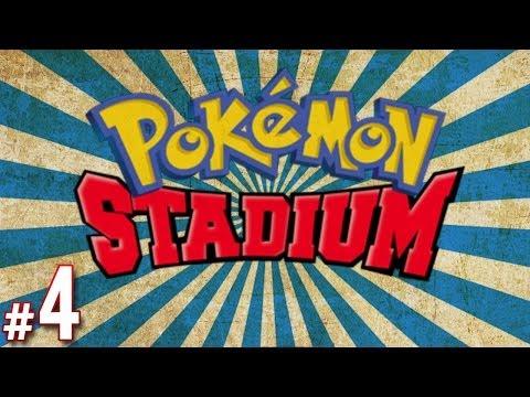 Pokemon Stadium  - Poke Cup: Great Ball 1/2 | PART 4 | ScykohPlays