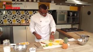 Cooking Lessons with MoneyGram - La salade de fruit originale avec Loïc Dablé