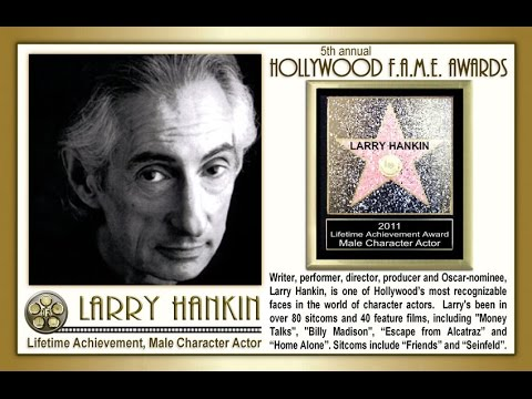 larry hankin height