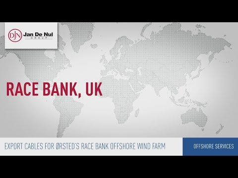 Jan De Nul Group - Race Bank (UK)