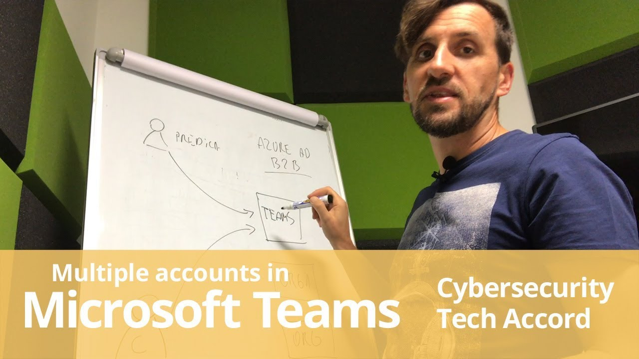 How to access multiple organizations with Microsoft Teams?