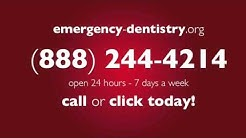 24 Hour Emergency Dentist Waterbury, CT - (888) 244-4214