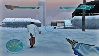 Armorines: Project S.W.A.R.M. Walkthrough # 1