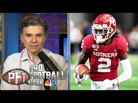 What's more likely: Big year for Jerry Jeudy or CeeDee Lamb? | Pro Football Talk | NBC Sports