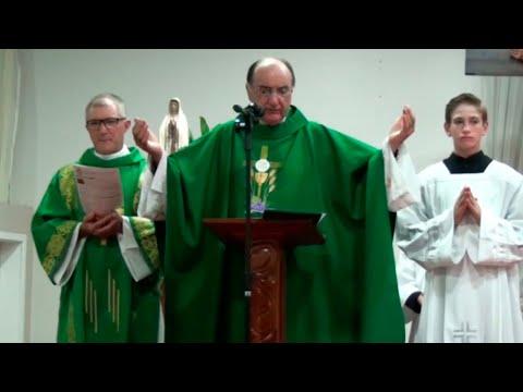 Missa 26 01 2020 Catedral Santo Antonio (Salão Paroquial) Frederico Westphalen