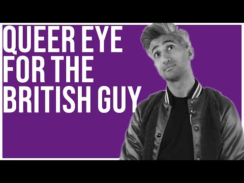 Queer Eye for the British Guy | Tan France | The Hook