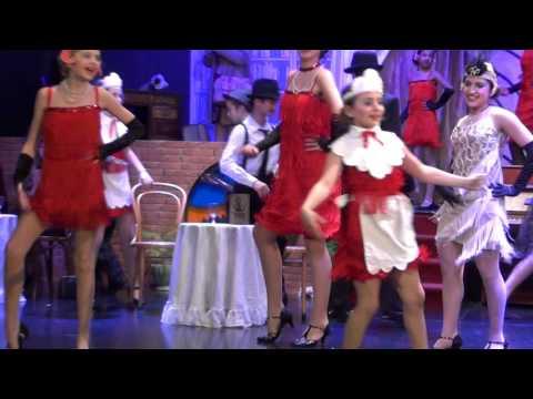 Bugsy Malone Opening Scene