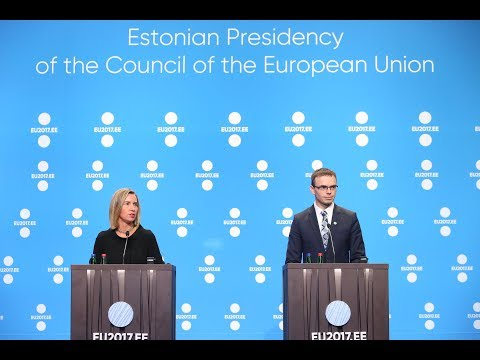 Informal meeting of foreign affairs ministers (Gymnich) – Press conference