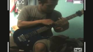"Cover Lagu Tradisional (Jawa - Solo Guitar) ""Guitar Fingerstyle"""