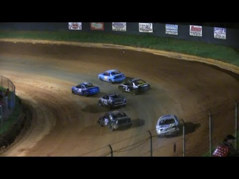 FWD Main @ Toccoa Raceway August 26th 2017