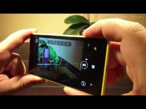 Подробный обзор камеры Nokia Lumia 1020