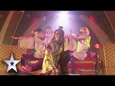 Asia's got talent 2015  Top 10  Part 4