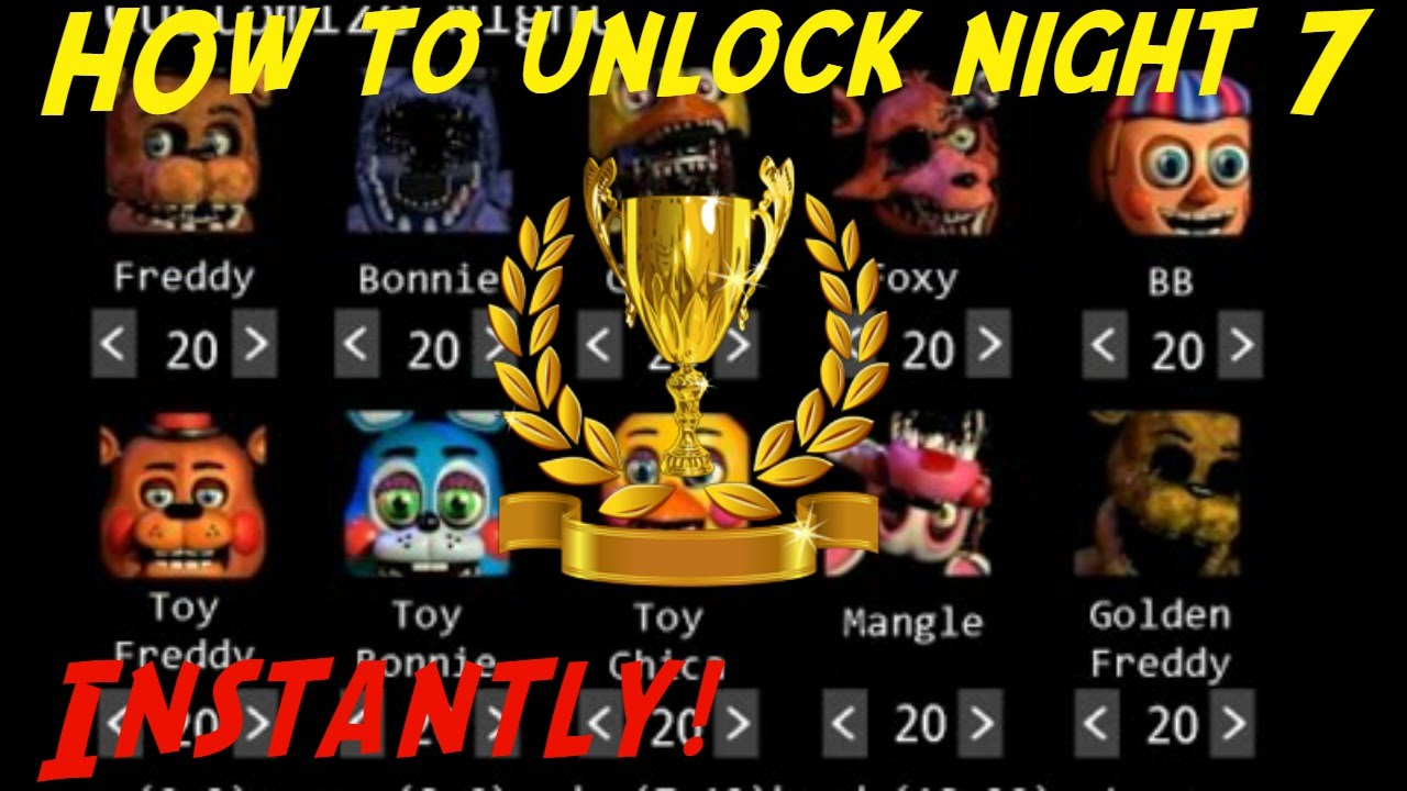And all plushies in five nights at freddy s 2 instantly youtube