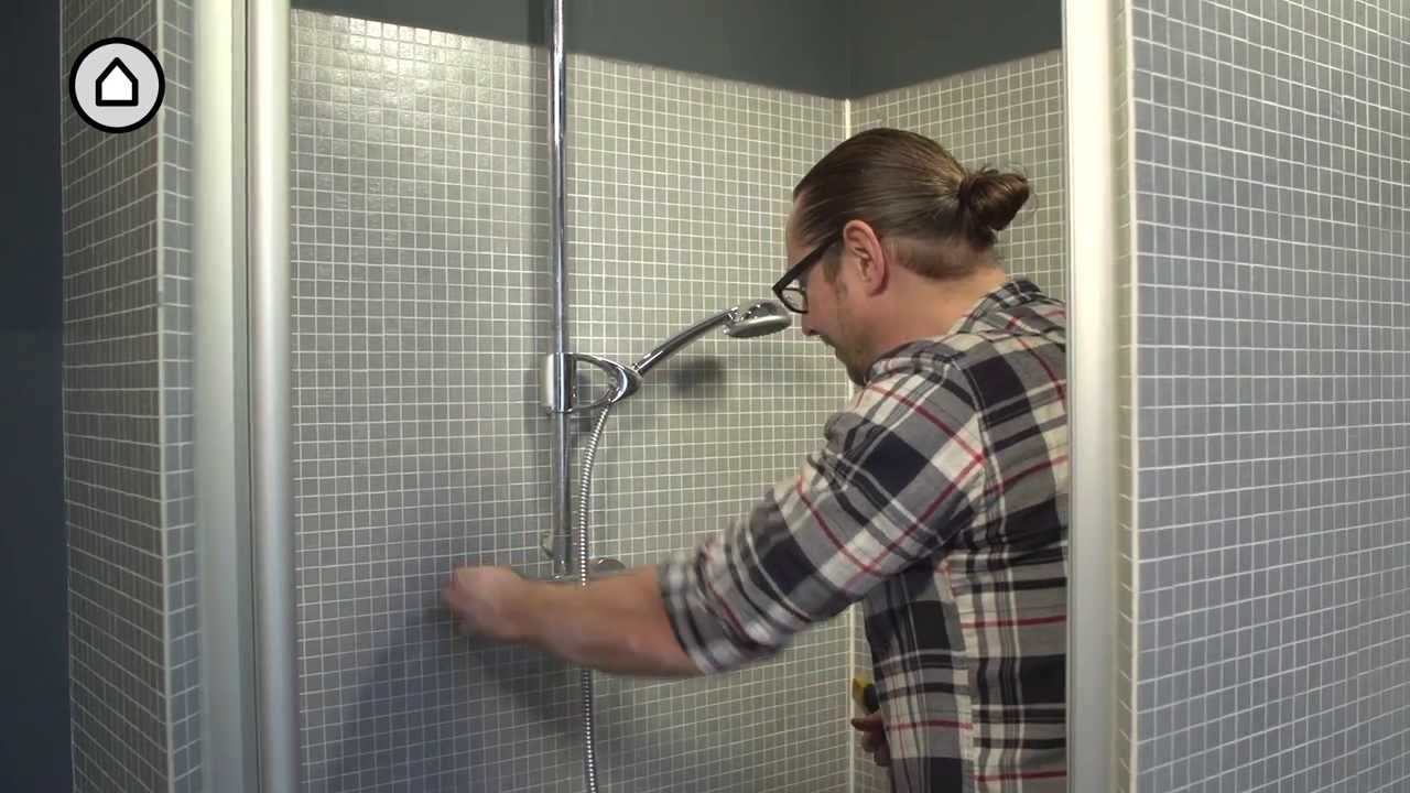 Zelf een thermostaat in de badkamer monteren - Woonwebsite.nl - YouTube