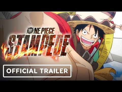 one-piece:-stampede---exclusive-official-trailer-(english-dub)
